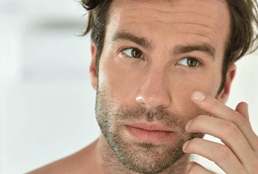 Gezichtsverzorging voor mannen